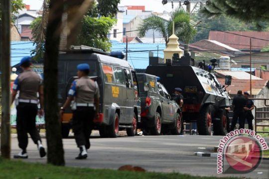 Polisi dalami motif pelaku penyerangan Markas Polda Sumut