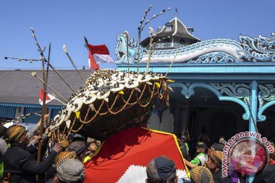 """Kilas Lebaran, hotel didominasi keluarga hingga tradisi """"Gunungan Grebeg Syawal"""""""