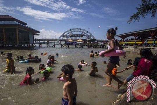 Puncak libur Lebaran di Surabaya aman