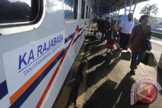 KAI Bandarlampung siapkan 25.740 tempat duduk angkutan Lebaran