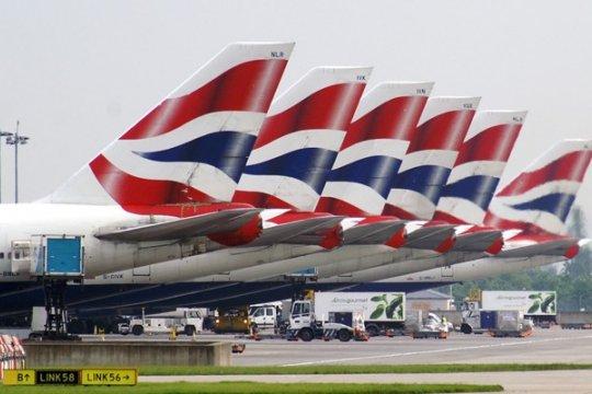 British Airways kembali terbang ke Kairo