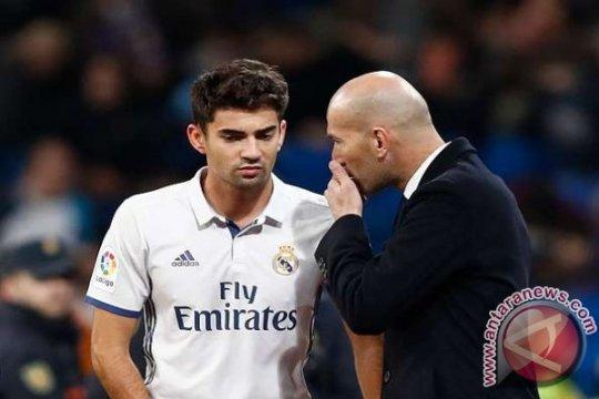 Enzo Zidane resmi bergabung dengan klub Ligue 2 Prancis Rodez