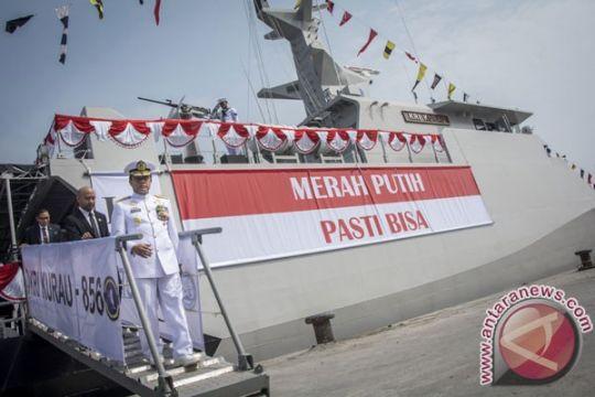 Lantamal II Padang tambah kekuatan empat KRI