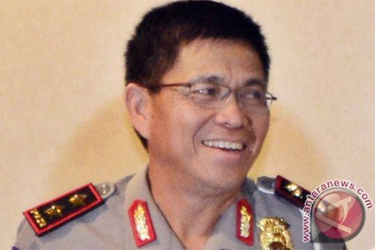 Kakorlantas Polri kemudikan kendaraan sisir jalur Jakarta-Jateng