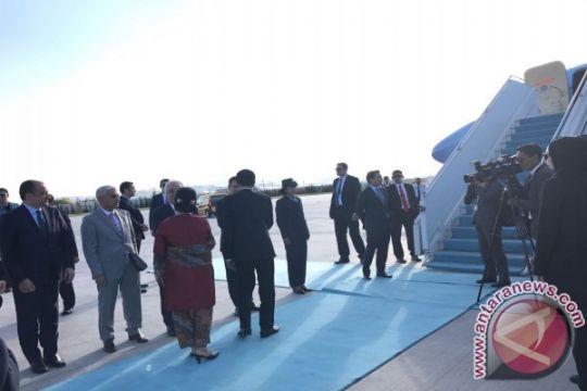 Presiden Jokowi akhiri kunjungan kenegaraan Turki menuju Jerman