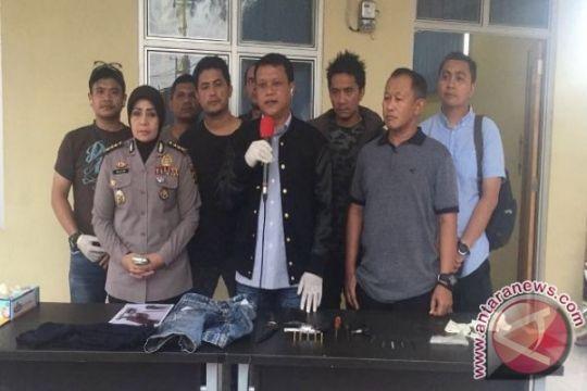 Polisi tembak mati penembak wanita di Tangerang