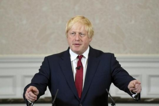 Boris Johnson terpilih sebagai PM baru Inggris