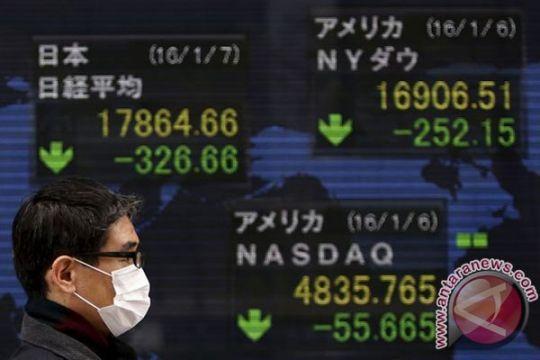Kekhawatiran terhadap arah politik AS tekan saham Tokyo
