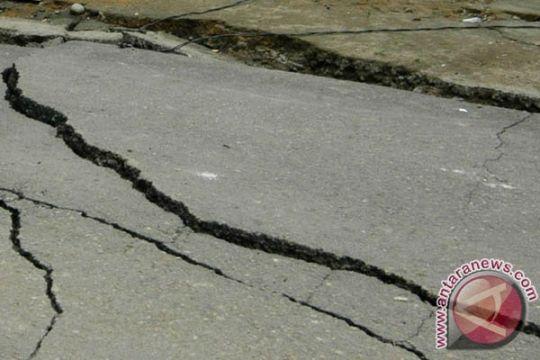 Ambon kembali diguncang gempa 4,2 SR