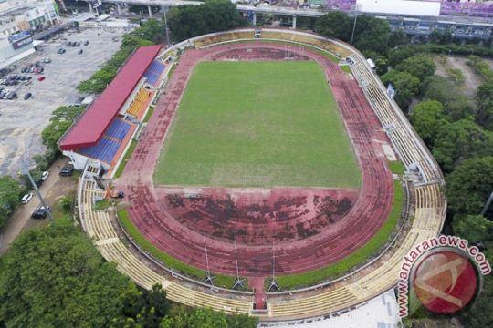 PT Liga verifikasi Stadion Bumi Palembang