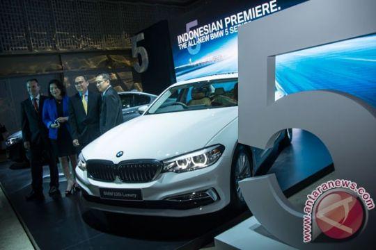 BMW Seri 5 diuji 4,7 juta kilometer sebelum diluncurkan