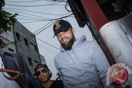 Pesepakbola Diego Michiels diperiksa polisi