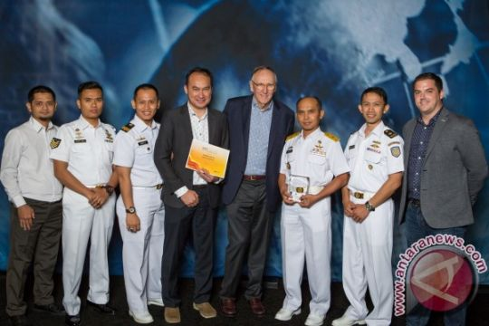 Pusat data canggih milik TNI AL dapat pengakuan global