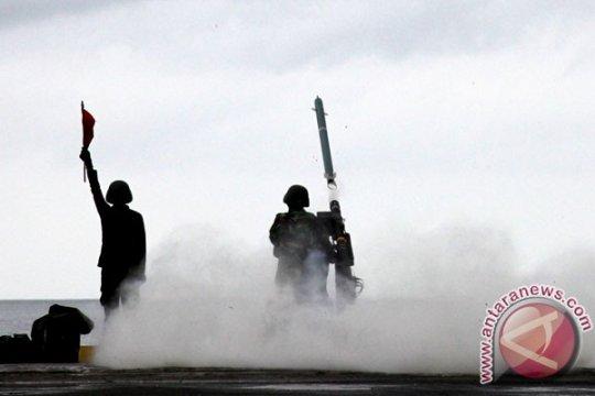 Batalion Komando 463/Trisula berlatih tempur