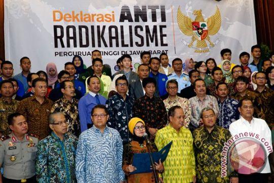 Pelajar-mahasiswa target utama perekrutan kelompok radikal