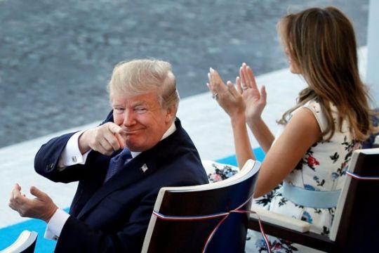Trump sambut kunjungan Putra Mahkota Saudi pada 20 Maret