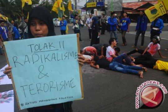 Kemenhan teliti literasi mahasiswa untuk cegah terorisme