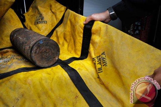Kopaska amankan mortir sisa Perang Dunia II