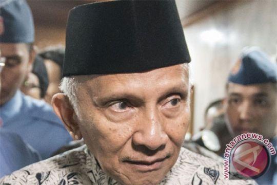 Tanggapan Fahri terhadap rencana Amien Rais jadi capres