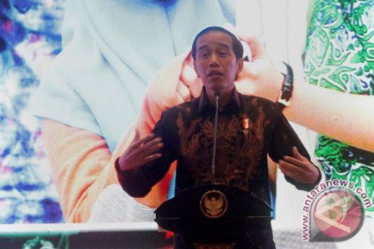 """Bicara bullying, Presiden Jokowi bilang """"Kita harus stop itu"""""""