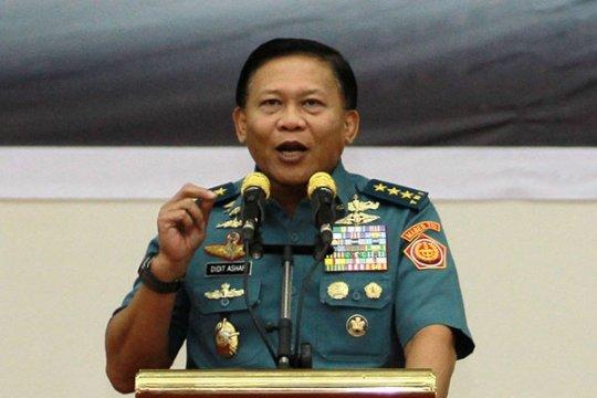 Kasum TNI: Indonesia berkomitmen bangun persatuan