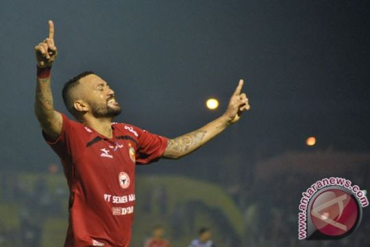 Semen Padang gilas Pesegres United 4-1