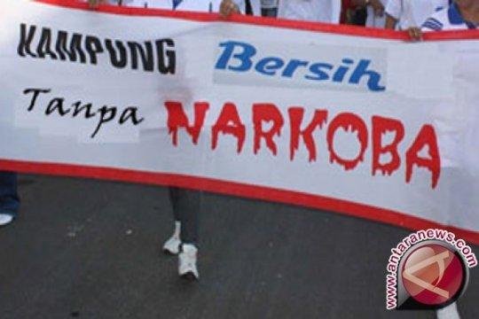 Singkawang canangkan lima kelurahan bersih dari Narkoba