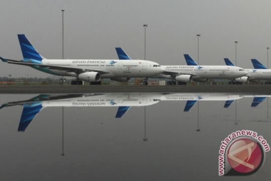 Garuda proyeksikan 1,2 juta penumpang selama lebaran
