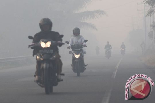 BPBD Aceh inginkan status siaga darurat asap