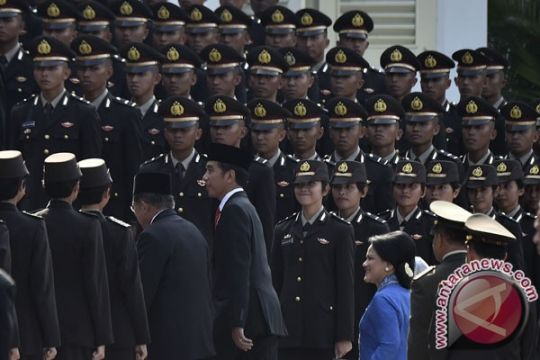 Panglima: makna upacara bertanggung jawab kepada negara