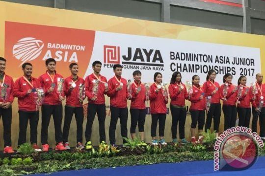 Kejuaraan Bulu Tangkis Junior Asia diikuti 18 negara