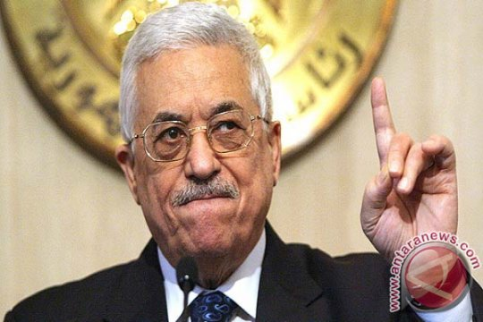Abbas puji sikap Rusia, China soal Palestina