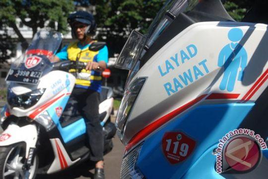 Gubernur luncurkan unit reaksi cepat ambulance motor