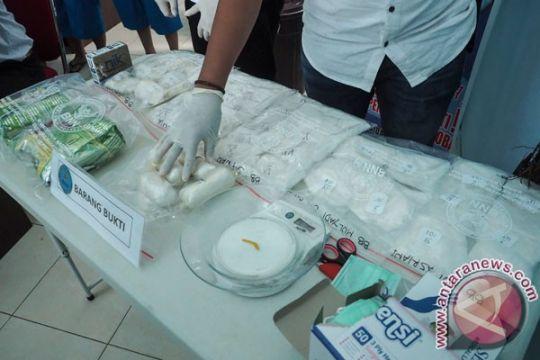 BNNP Riau tangkap 14 pengguna narkoba