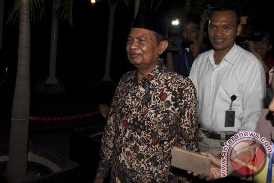 Wali Kota Mojokerto Ikuti proses dari KPK