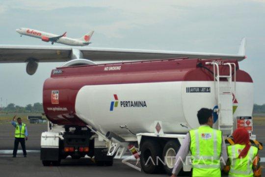 Konsumsi avtur di Juanda turun drastis akibat sepinya penerbangan