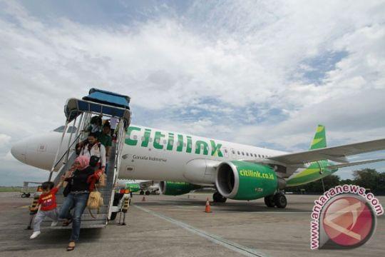 Viral penumpang merokok di pesawat, ini penjelasan Citilink