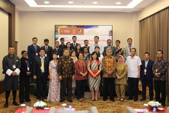 Perluas pasar IKM, Indonesia gandeng negara anggota Colombo Plan