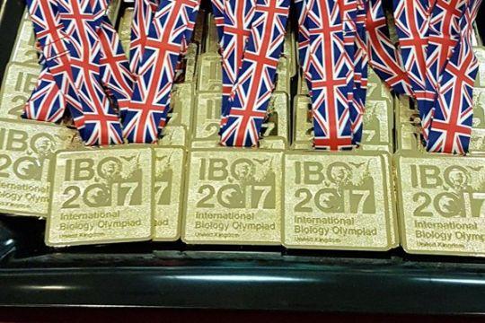 Tim Indonesia raih medali emas olimpiade biologi internasional