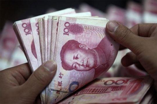 Yuan kembali melemah 94 basis poin menjadi 6,5376 terhadap dolar AS