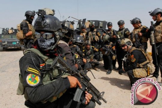 Empat personel keamanan tewas dalam penembakan di Irak