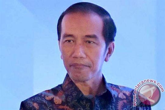 Presiden Jokowi ingatkan daerah ancaman karhutla meningkat