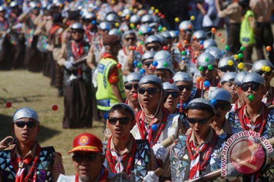 15 organisasi mahasiswa-kepemudaan gelar Jambore Kebangsaan