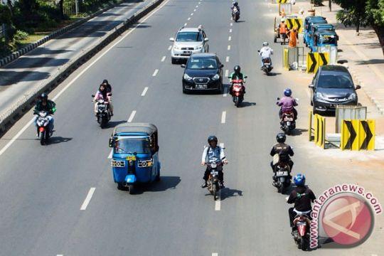 Lalin Matraman direkayasa Dishub DKI terkait rel Manggarai