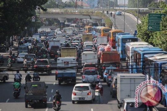 Ganjil genap Jakarta diperluas, motor tidak kena aturan