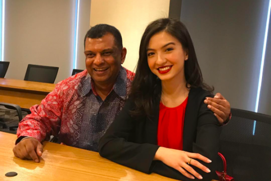 Raline Shah jadi direktur AirAsia Indonesia?