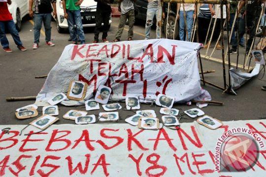 Mahasiswa usir polisi di Tanjungpinang