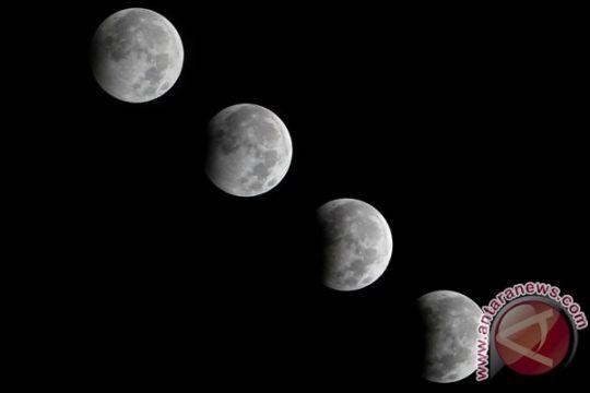 Tiga fenomena Bulan terjadi 31 Januari 2018