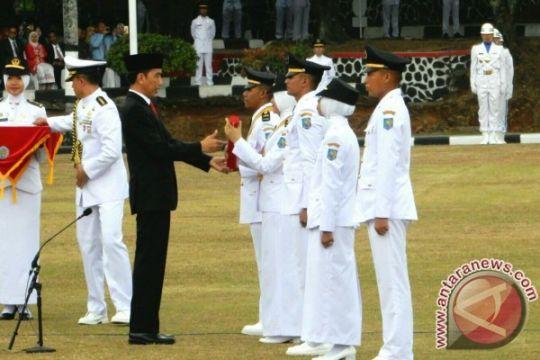 Presiden Jokowi minta pamong praja tidak alergi kritik