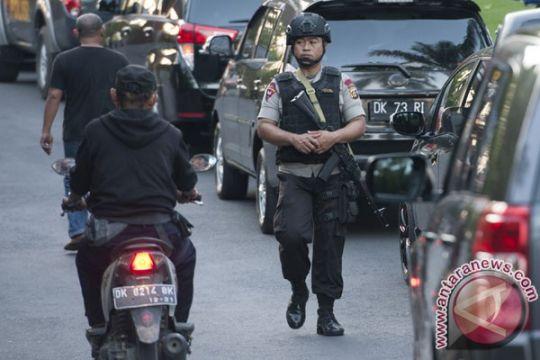 2.000 polisi jaga keamanan Natal di Bali